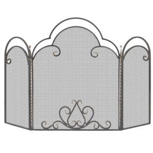 Везувий Экран каминный С130